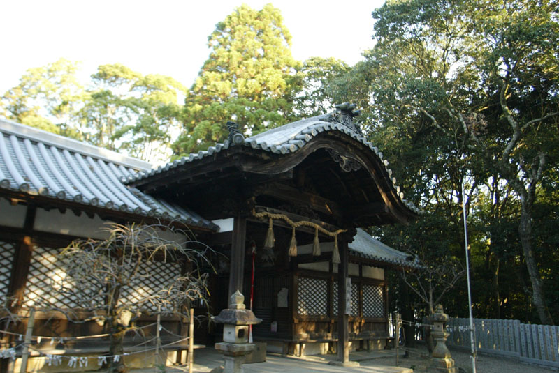 斑鳩神社(いかるがじんじゃ)