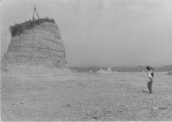 1970-11-8工事中の平城ニュー ...